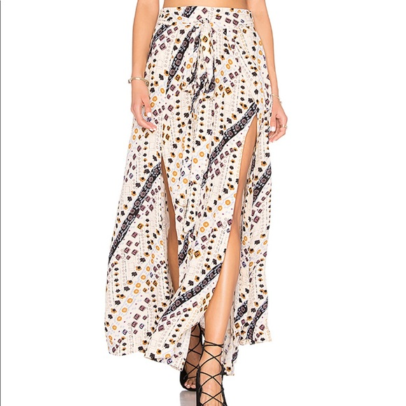 Free People Dresses & Skirts - Free People Remember Me Maxi Skirt - 0
